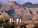 Pink Jeep - Grand Canyon National Park South Rim Tour