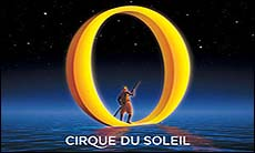 O - Cirque Du Soleil Las Vegas